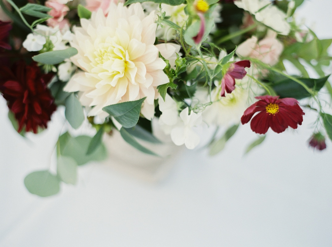 Farm to table Wedding Flowers, Oregon